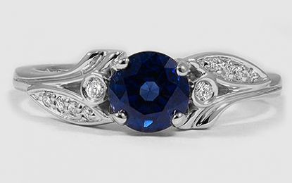 Know How To Shop For The Sapphire Engagement Ring