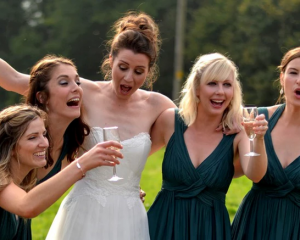 Should You Accept The Role Of A Bridesmaid?