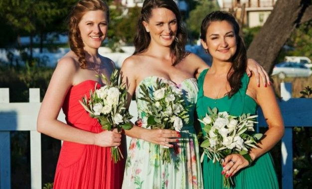Keep it Cool and Glam with Perfect Bridesmaid Dresses for Summer Wedding