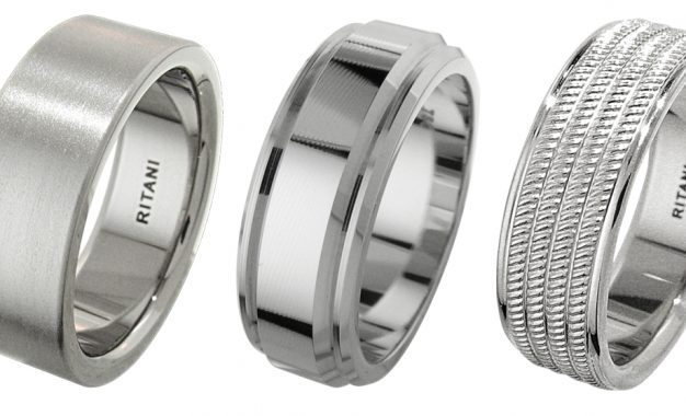 3 Latest Trends In Men's Wedding Rings