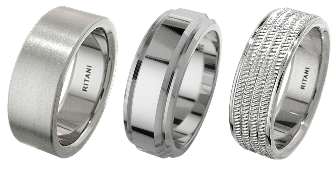 3 Latest Trends In Men S Wedding Rings All About Fashion