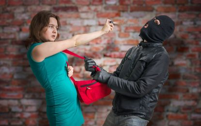 Why Should You Carry A Pepper Spray?