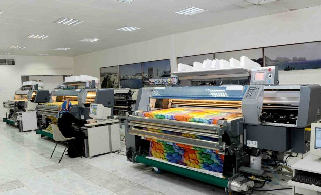 Reasons for using the digital printing by textile companies
